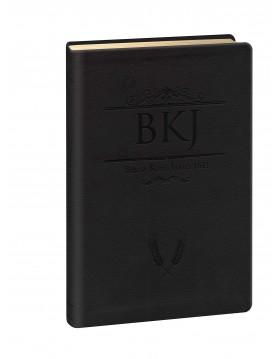 Bíblia King James 1611 - letra grande - capa ultra-fina - luxo preta