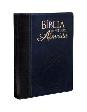 Bíblia de Estudo de Almeida...