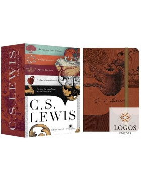 Caixa C. S. Lewis (5 livros...