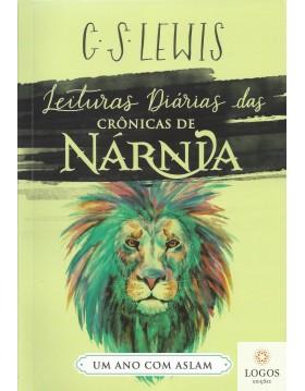 Leituras diárias das Crónicas de Nárnia - um ano com Aslam