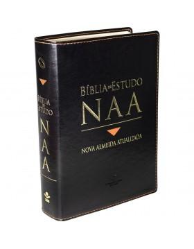Bíblia de Estudo NAA - capa...