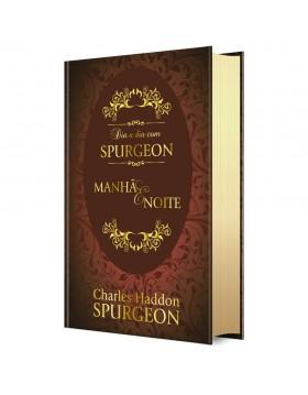 Dia a Dia com Spurgeon - manhã e noite - capa dura - edição especial