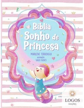 Bíblia sonho de Princesa. 9788524305580