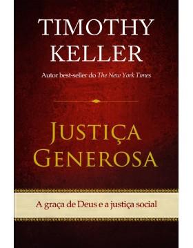 Justiça generosa - a graça...
