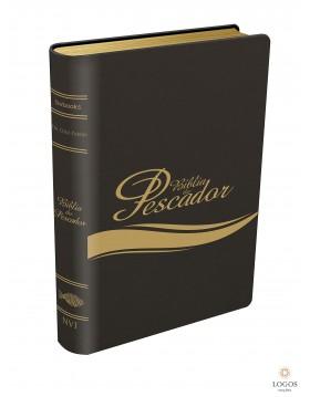 Bíblia do Pescador - capa preta. 9788581580265