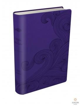 Bíblia do Pescador - capa roxa. 9788581580760