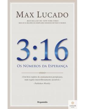 3:16 - os números da esperança. 9789727119912. Max Lucado