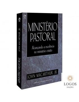 Ministério pastoral. John MacArthur. 9788526301498