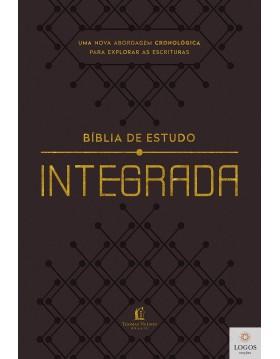 Bíblia de Estudo Integrada...