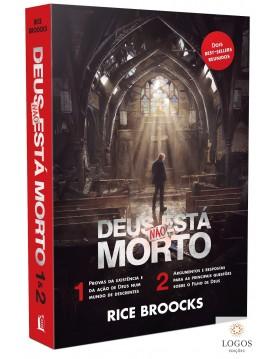 Deus não está morto - volumes 1 e 2 - edição de colecionador. 9788578608521. Rice Broocks