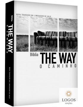 Bíblia The Way - O Caminho - NTLH. 9788526313811