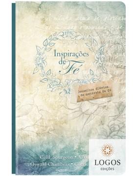 inspirações de fé - conselhos diários de notáveis da fé. 9781680434231
