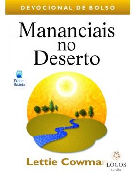 Mananciais no deserto - edição de bolso. 9788535801644. Lettie Cowman