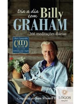 Dia a dia com Billy Graham - 366 meditações diárias. 9781680434224. Billy Graham