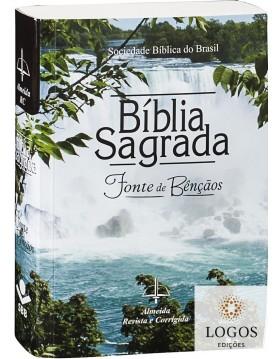 Bíblia Sagrada Fonte de Bênçãos - ARC. 7898521806705