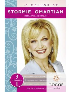 O melhor de Stormie Omartian (3 livros em 1) - seleção Vida de Oração. 9788578606923. Stormie Omartian