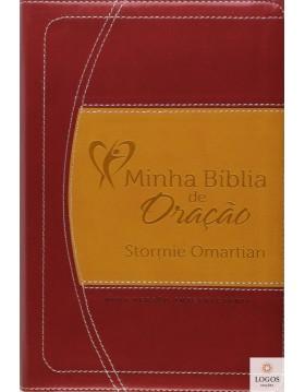Minha Bíblia de Oração -...