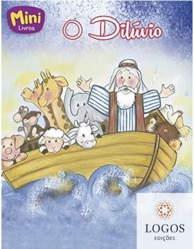 Mini livros - O dilúvio. 9788573892826