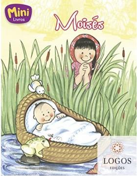 Mini livros - Moisés. 9788573895384