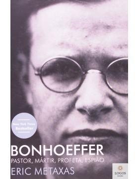 copy of Dietrich Bonhoeffer - discípulo - testemunha - mártir - meditações. 9788573256703. Eric Metaxas