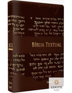 Bíblia Textual - Estudo...
