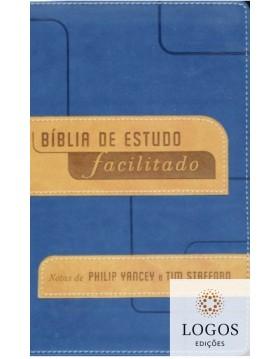 Bíblia de Estudo Facilitado...