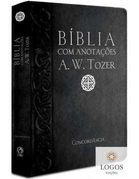 Bíblia com Anotações A.W. Tozer. 9788526310957