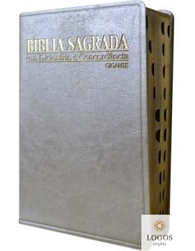 Bíblia Sagrada - RC - letra gigante com dicionário e concordância - capa luxo marfim. 7897185852349
