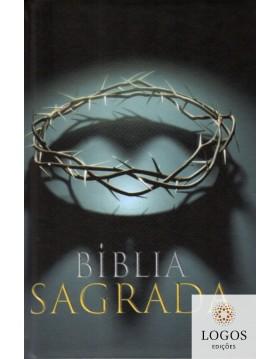 Bíblia Sagrada - ACF - capa dura - Coroa de espinhos. 9788573803839
