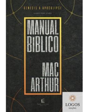 Manual bíblico MacArthur - Génesis à Apocalipse livro por livro. 9788571670082. John MacArthur