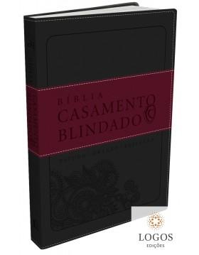 Bíblia Casamento Blindado - A21 - cinza. 9788578605476. Renato e Cristiane Cardoso