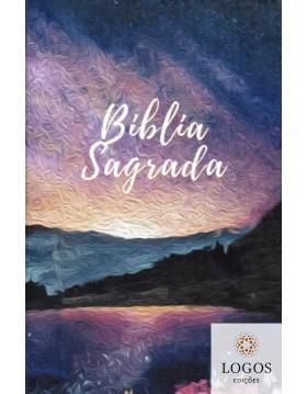 Bíblia Sagrada - ACF - capa dura - slim - Paisagem Salmos. 9786588364185