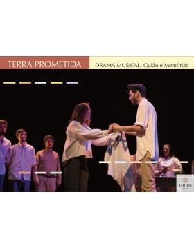 Terra Prometida - Drama Musical: Guião e MemóriasTerra Prometida - Drama Musical: Guião e Memórias. 9789893312155