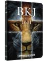 Bíblia King James 1611 - capa ultra-fina - Lettering Bible - Leão. 9786586996210