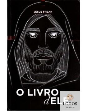 Bíblia Jesus Freak - NVI - capa dura - O livro dele. 9788591726721
