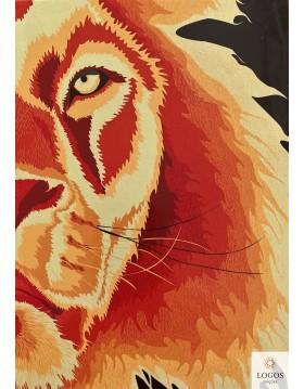 Bíblia Sagrada - ARC - capa leão. 9789896502270