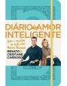 Diário do amor inteligente - capa azul. 9788578602826. Renato Cardoso. Cristiane Cardoso