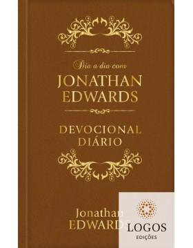 Dia a dia com Jonathan Edwards - 366 meditações diárias - edição de capa dura. 9781680436686