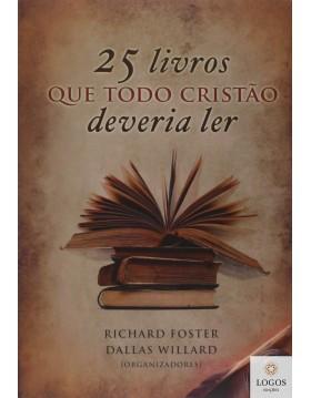 25 livros que todo cristão...