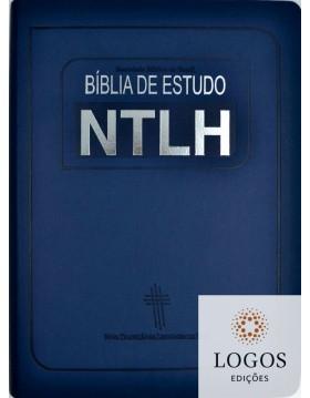 Bíblia de Estudo NTLH -...
