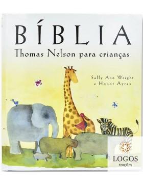 Bíblia Thomas Nelson para crianças. 9788578609368. Sally Ann Wrigh