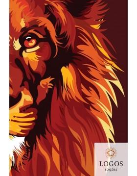 Bíblia Sagrada - NVT - capa dura - lion colors fire. 7908249100310