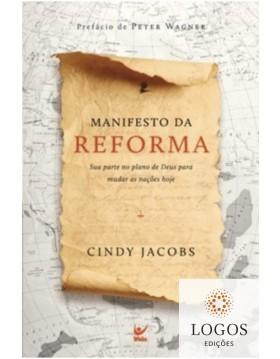 Manifesto da reforma. 9788538302254. Cindy Jacobs