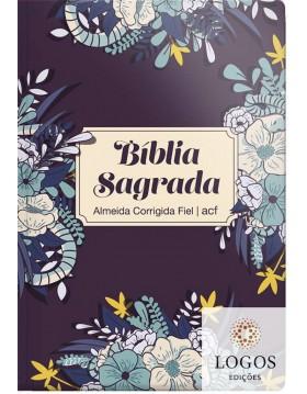 Bíblia Sagrada - ACF - capa dura - especial jardim. 9786556550046