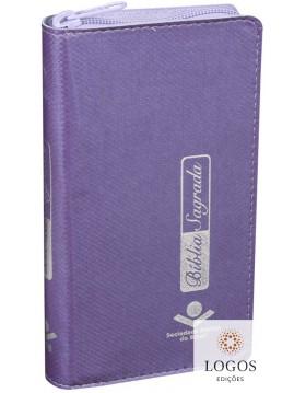 Bíblia carteira - capa...