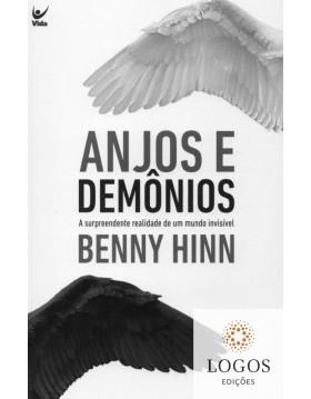 Anjos e demónios - a surpreendente realidade. 9788538302810. Benny Hinn
