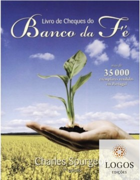 Livro de cheques do banco da fé. 9789725801093. C.H. Spurgeon