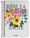Bíblia Anote - NVI - letra grande - capa espiral - Primavera. 9786556551593
